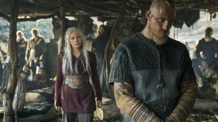 Lançamentos Netflix: Vikings é a grande atração do seu fim de semana