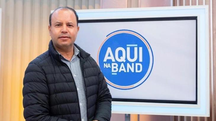 Vildomar Batista, ex-diretor do Aqui na Band