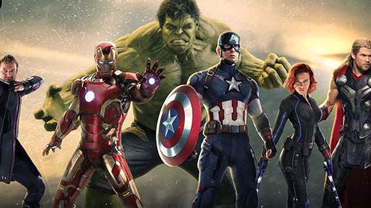 Heróis da Marvel
