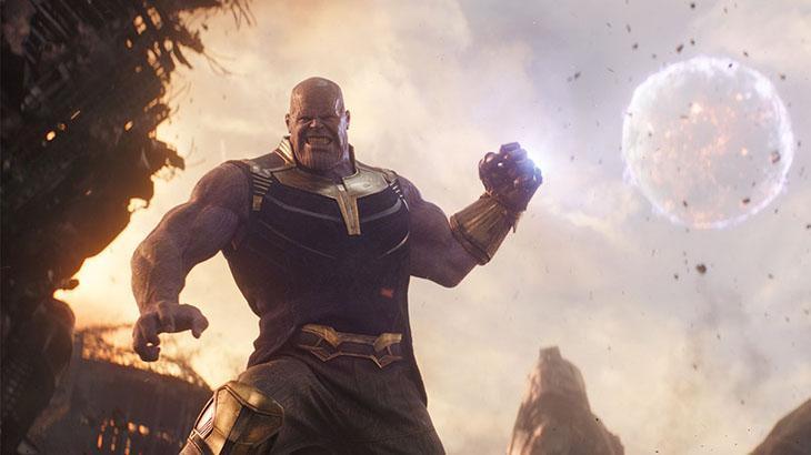 Vingadores: Guerra Infinita é um dos filmes disponíveis no Telecine