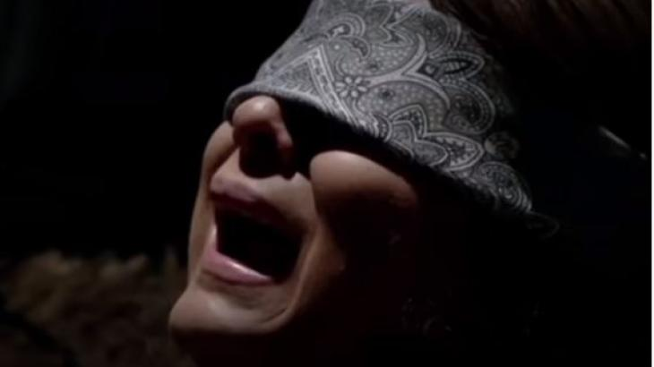 Vitória grita após ouvir tiros no cativeiro no Triunfo do Amor
