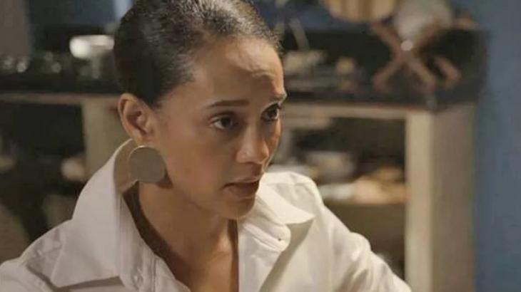 Vitória revelará toda a verdade sobre seu filho - Divulgação/TV Globo
