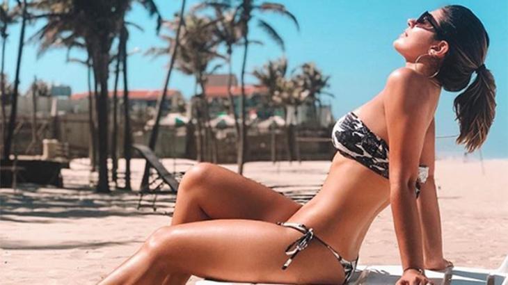 Vivian Amorim curte férias em Fortaleza - Fotos: Reprodução/Instagram