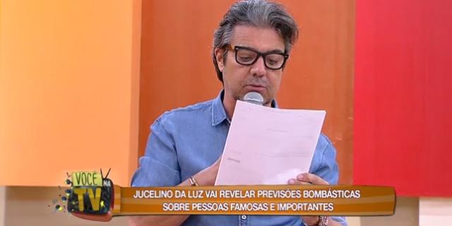 Vidente previu vitória de Donald Trump em programa de João Kléber na RedeTV!