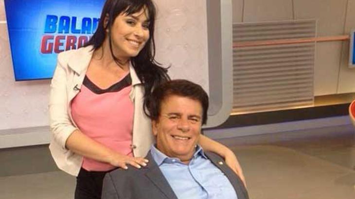 Luciana Picorelli e Wagner Montes