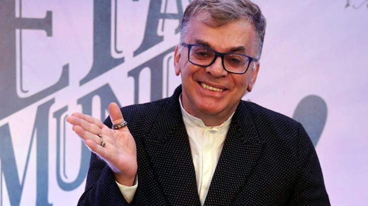 Walcyr Carrasco está atualmente em reprise na novela Êta Mundo Bom - Divulgação/TV Globo
