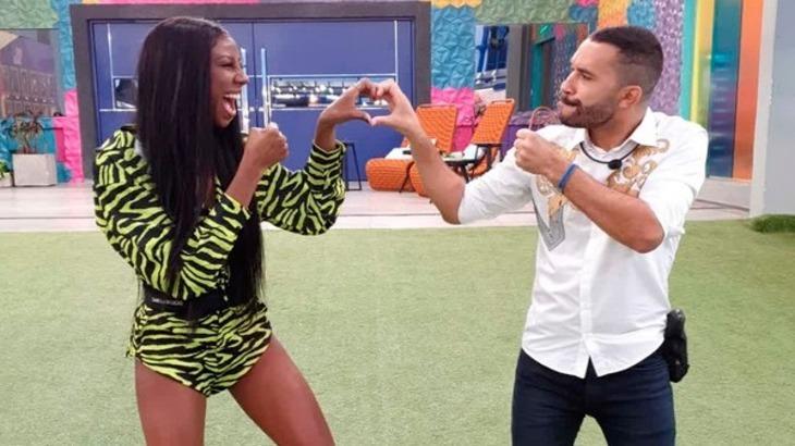 Gilberto e Camila