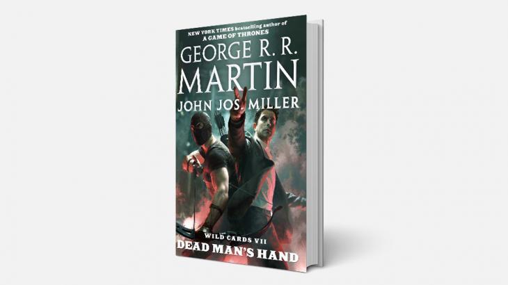 George R.R. Martin é o autor