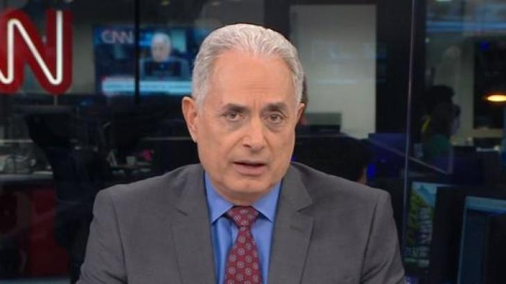 William Waack foi escalado para comentar onda de protestos nos EUA pela morte de George Floyd por policias brancos - Foto: Reprodução/CNN Brasil