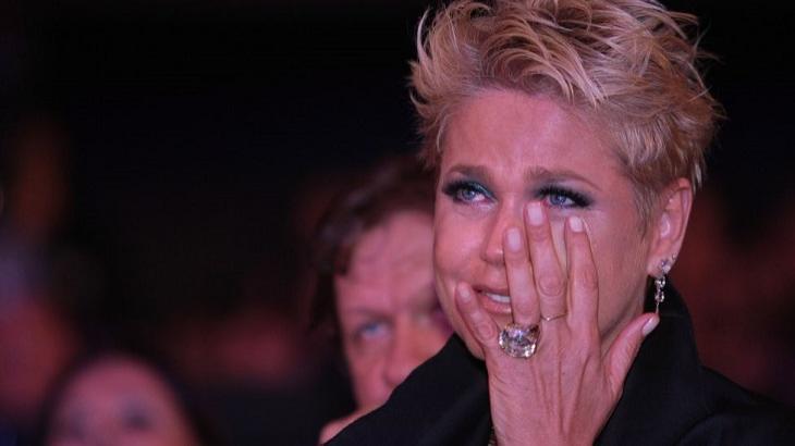 Xuxa recebeu apoio após a morte do seu cachorro
