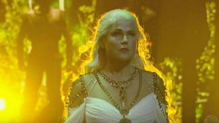 Xuxa vira protagonista de