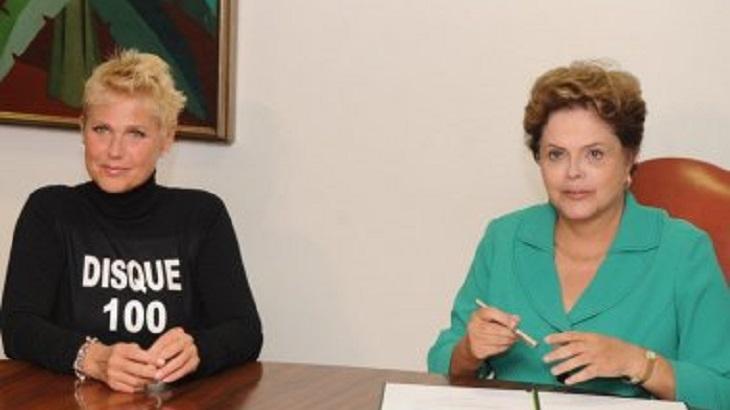 Xuxa Meneghel sobre possível volta do PT ao poder: