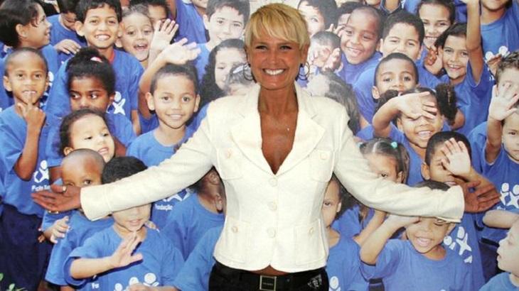 Xuxa Meneghel foi abusada sexualmente na infância - Foto:Divulgação
