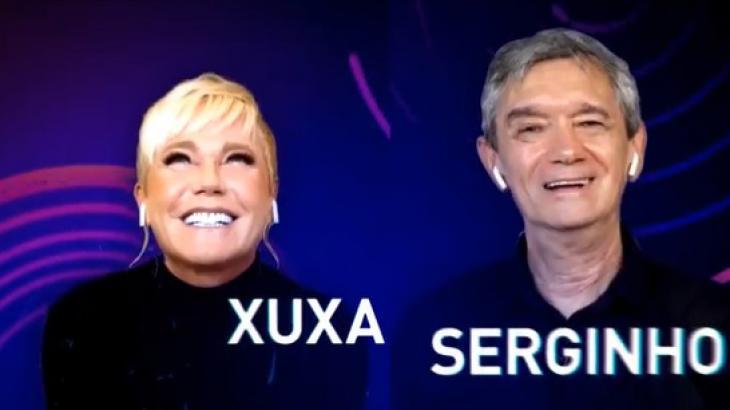 Xuxa fala sobre Junno e se derrete:
