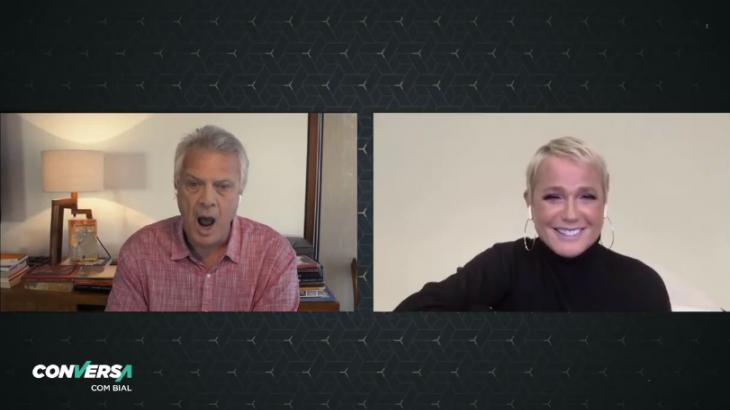 Xuxa foi entrevistada no Conversa com Bial