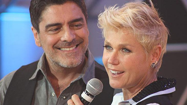 Xuxa se declara para Junno Andrade: