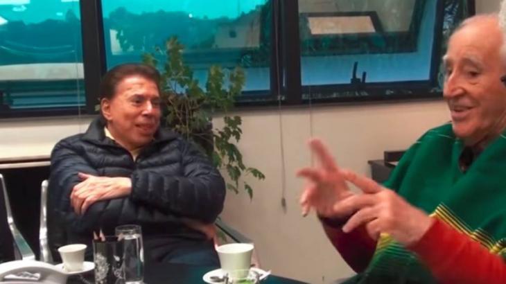 """Zé Celso detona Silvio Santos: """"Não é o mesmo homem, ficou mesquinho"""""""