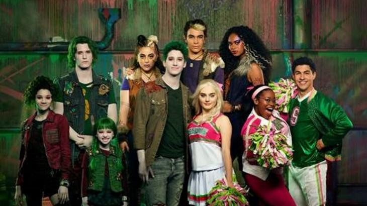 Disney Channel estreia Zombies 2 com maratona e playlist de músicas
