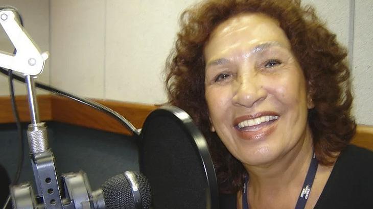 A astróloga e radialista Zora Yonara