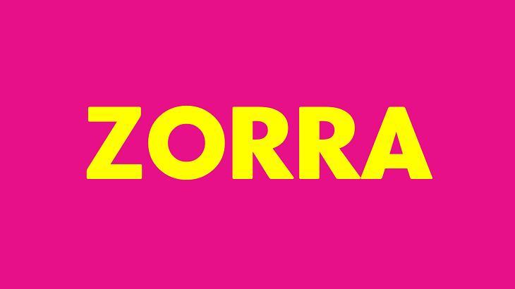 Logotipo do Zorra