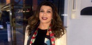 Alicinha Cavalcanti posada para foto