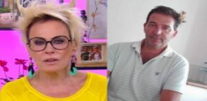 Ana Maria Braga e Johnny Lucet