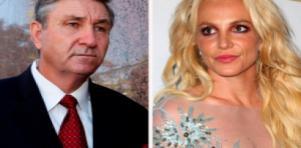 Britney Spears e o pai