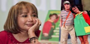 A atriz María Antonieta de las Nieves fala do Chaves