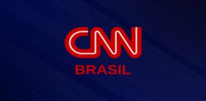 Logomarca da CNN Brasil