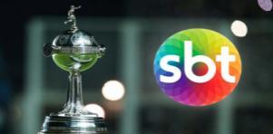 Taça da Libertadores no SBT