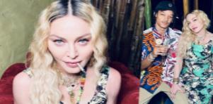 Madonna e o novo namorado