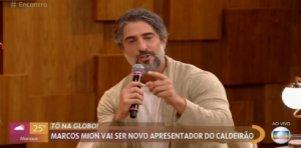 Estreia na Globo