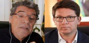 Paulo Betti detona Mário Frias em entrevista ao NaTelinha