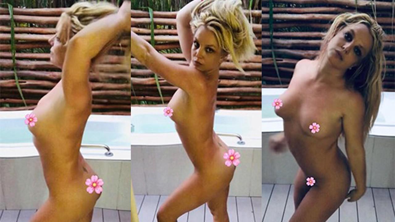 Fotos de Britney Spears nua pode atrapalhar batalha judicial sobre tutela