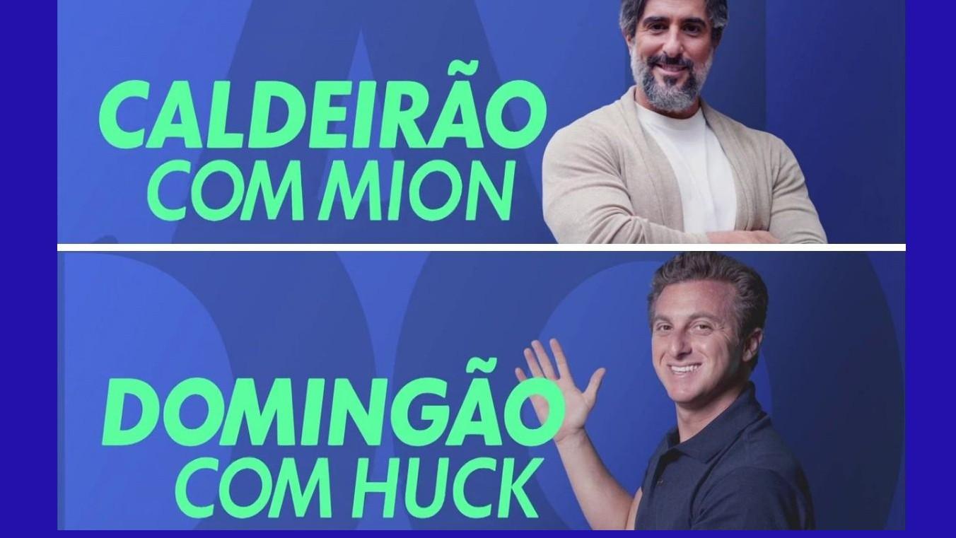 As 10 revoluções na grade da Globo em 2021