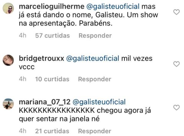 Adriane Galisteu rebate fala de Gui Araújo sobre vaga de apresentador em A Fazenda