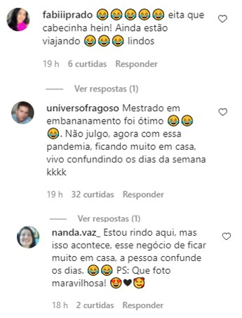 Thiago Fragoso erra dia de gravação na Globo e vira piada