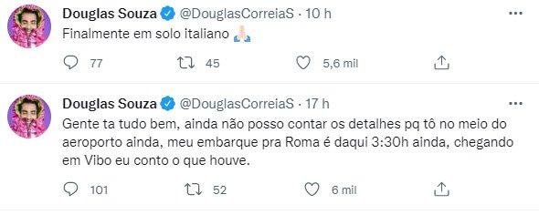 """Jogador de vôlei Douglas Souza é vítima de homofobia: \""""Piores dias da minha vida\"""""""