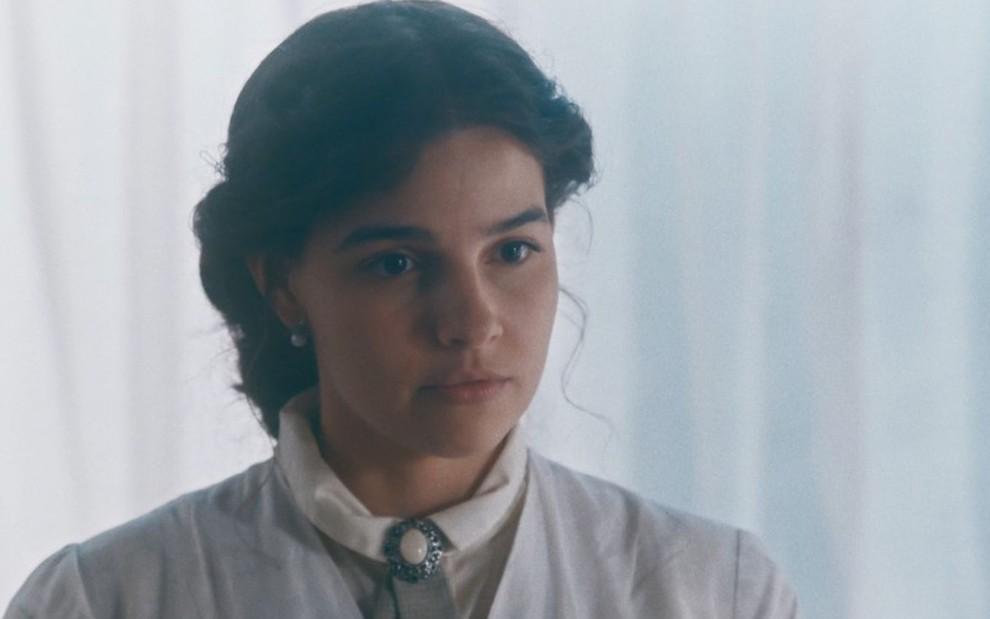 Nos Tempos do Imperador: Noivado de Zayla com Samuel sobe no telhado