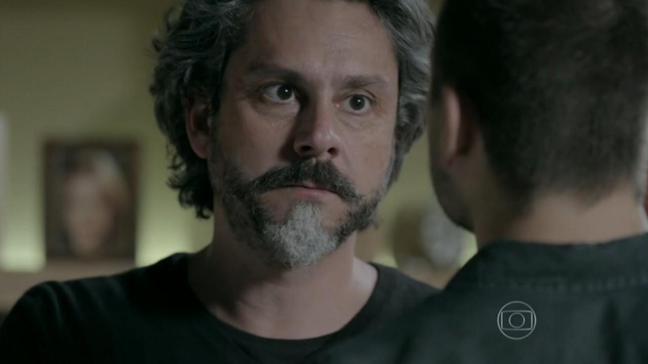 Império: João Lucas confronta Maria Ísis e dá de cara com José Alfredo