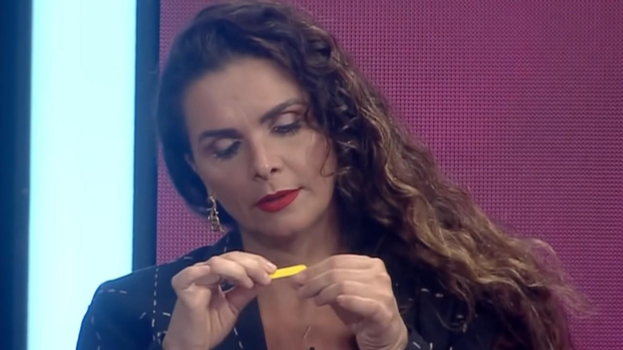 Luiza Ambiel comenta fama de vilã em A Fazenda e rejeita comparações com Solange Gomes
