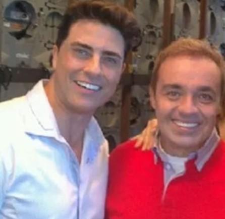 "Mamma Bruschetta revela namoro de Gugu com ator famoso: \""Sempre foi muito discreto\"""