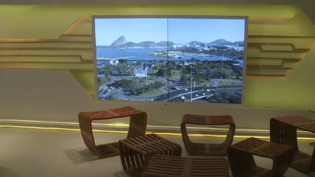 SBT marca data de estreia da sua nova sede high tech no Rio
