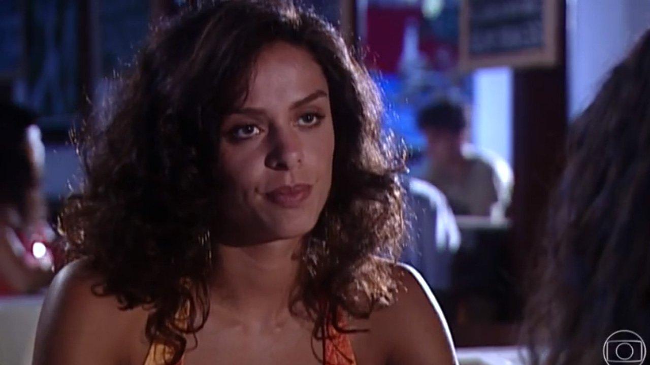 """Vanessa Machado, a Simone de Laços de Família, relembra papel na TV: \""""Muito insegura\"""""""