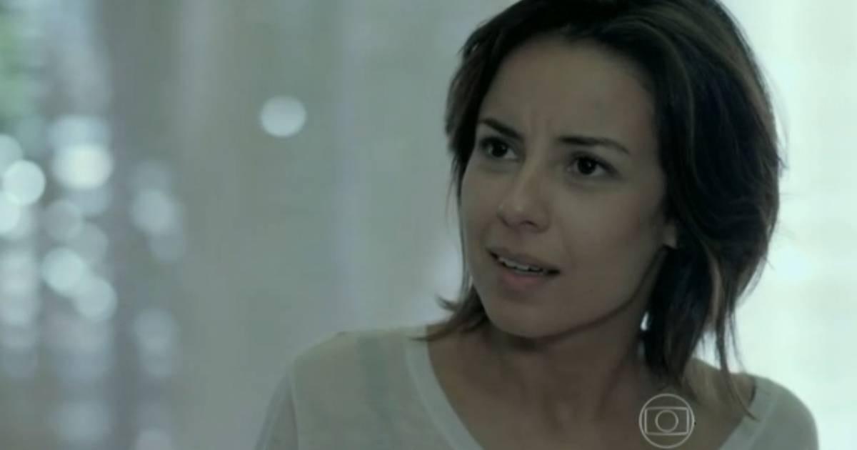 """Império: Clara ofende Vicente com comentário infeliz: \""""Mixuruca\"""""""