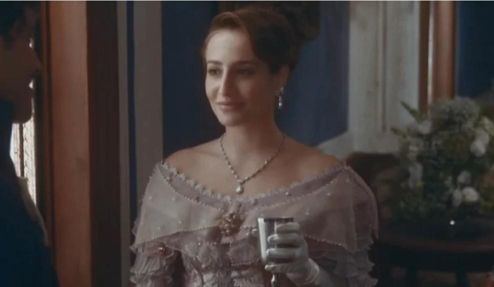 Nos Tempos do Imperador: Leopoldina usa podre de Luísa para chantageá-la
