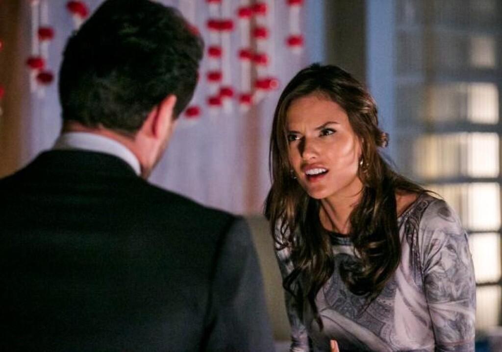 Verdades Secretas: Alex ataca de golpe baixo para ter Angel de volta