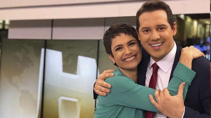 Sandra Annenberg foi a maior prejudicada com saída de Dony e promoção de Maju na Globo
