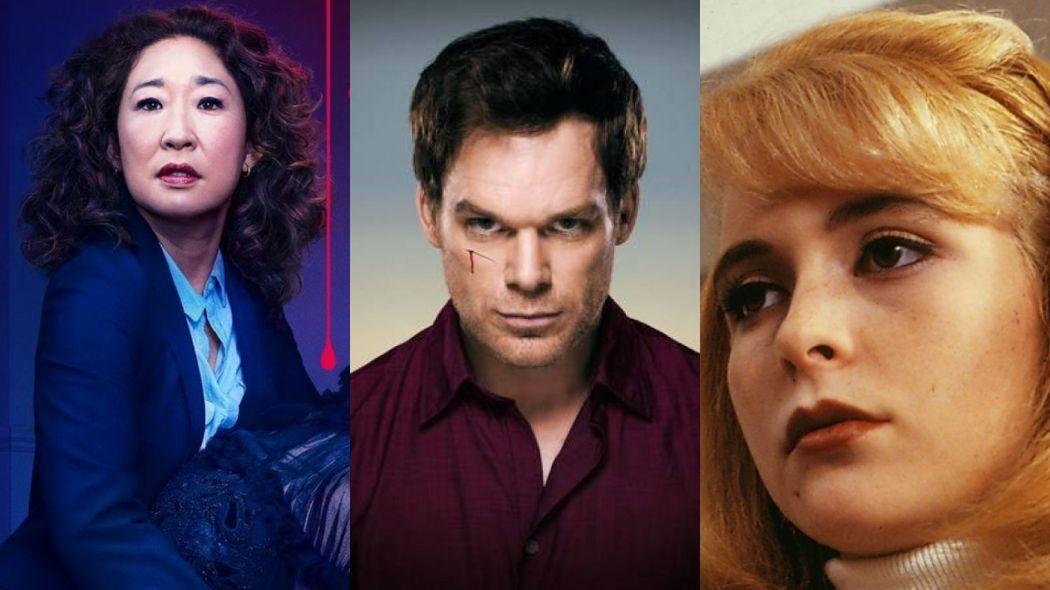 Killing Eve, Dexter e Anos Rebeldes