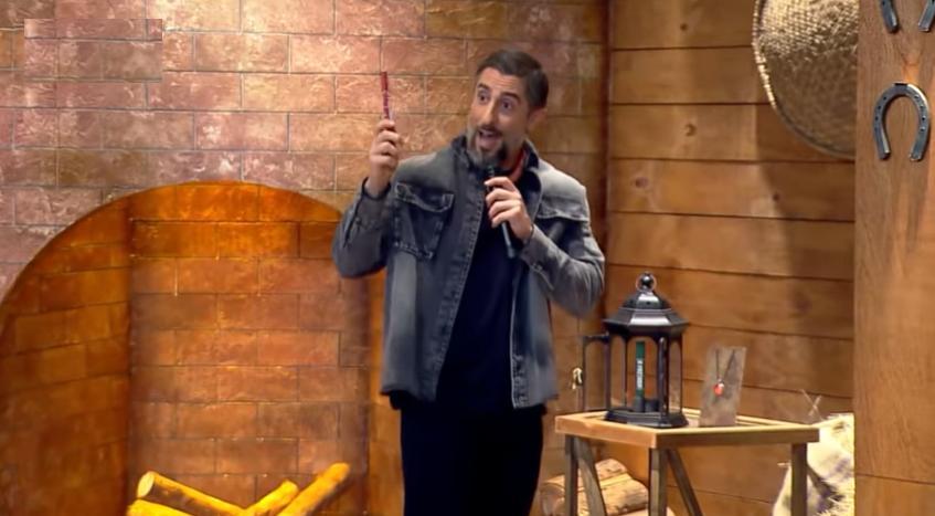 Marcos Mion revelou qual o poder da chama vermelha em A Fazenda 11